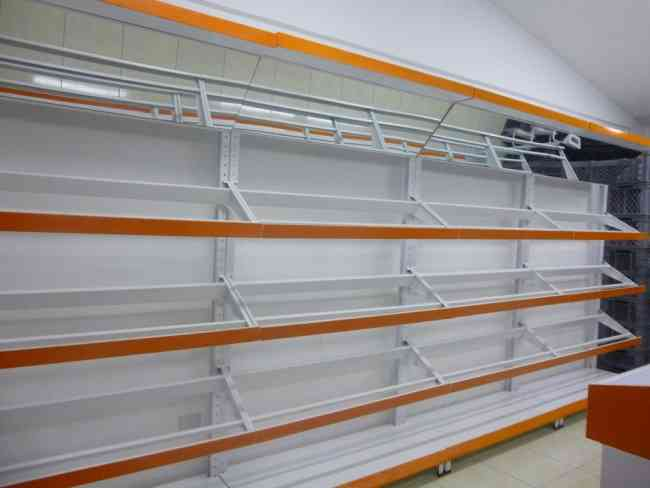 Venta De Estanterias Metalicas.Estanterias Metalicas Con Espejo Para Frutas Quito El Inca