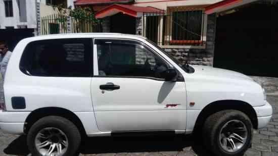 0983896949se Vende Chevrolet Gran Vitara 3 Puertas  Quito - Doplim